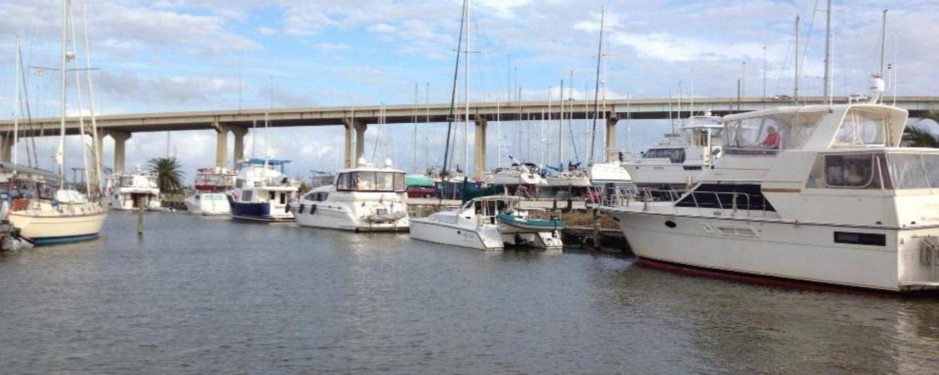 Turner Marina Mobile Alabama
